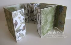 Great little table album!  Perfect gift for the family that lives far away!
