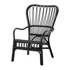 IKEA STORSELE high-back armchair