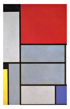 Piet mondrian , Posters and Prints at Art.com