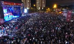Más de 100 mil personas disfrutaron el show gratuito de Lali en Tigre