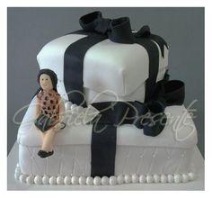 bolos caixas de presente - Pesquisa Google
