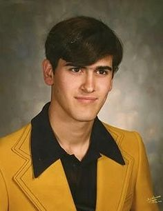 Bruce Campbell in High School