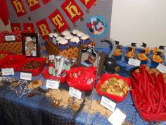 """Photo 5 of 6: Jake And The Neverland Pirates / Birthday """"Nephew's Pirate Party """"   Catch My Party @E B Blount"""