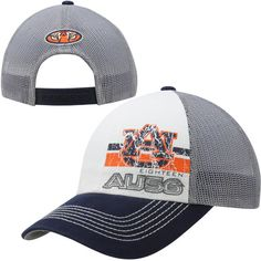 Top of the World Auburn Tigers Worn-Out Three-Tone Adjustable Hat - $23.99
