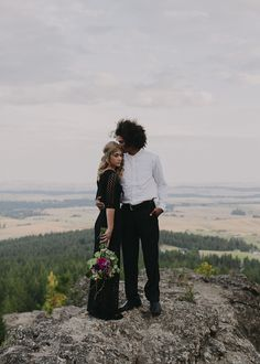 Bold Engagement Inspiration by Alycia Lovell