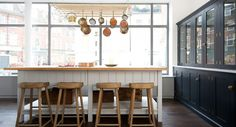 "Founded by two Loughborough University grads in 1989 as a humble handmade furniture shop, Devol has grown into a sizable bespoke kitchen maker. So much so that the company, based in Cotes Mill just outside Loughborough, recently opened a London showroom. ""We are getting some top clients, really famous customers, seeing what we have here …"