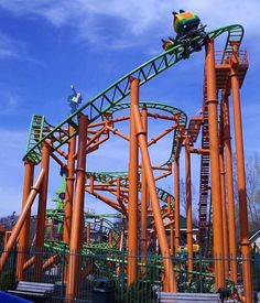 Pandemonium / Mr. Six's Pandemonium | Six Flags New England | USA