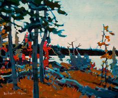 Hades Passage, Lake of the Woods, by Robert Genn