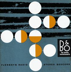 Fjernsyn Radio Stereo Beocord - danish album cover  #vintage #vinyl #albumcover