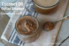 Coconut Oil Coffee Creamer - Modern Hippie Housewife