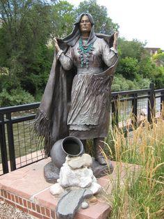 Along Clear Creek Golden, Colorado . Colorado Trip, Living In Colorado, Denver Colorado, Colorado Springs, Native American Pottery, Native American Art, American Indians, Denver Neighborhoods, Mountain High