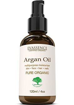 Argan oil benefits the skin more than anything. When applied topically, it can reduce the appearance of scars, stretch marks, clear acne, ease eczema, heal cracks and burns. For those with dry skin,... FULL ARTICLE @ http://www.sheamoistureproducts.com/store/argan-oil-pure-organic-4oz-120ml-virgin-cold-pressed-eco-cert-usda-organics-moroccan-oil-hair-care-face-skin-nails-moisturizing-hair-nail-face-oil/?b=7606