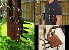 Assassin Creed Knife Holster