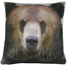 Shop Bedding, Cushions, Curtains and Home Furnishings Online Velvet Pillows, Brown Bear, Cushion Covers, Bedding Shop, Squirrel, Duvet, Cushions, Stuff To Buy, Animals