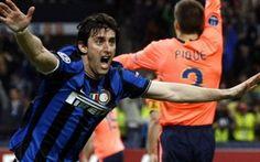 """Inter, Milito: """" La mia miglior gara? Ecco quale…"""" #milito #inter"""