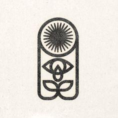 No photo description available. Ideal Logo, Alternative Kunst, Tinta Tattoo, Graphic Design Illustration, Illustration Art, Handpoked Tattoo, Branding Design, Logo Design, Arte Popular