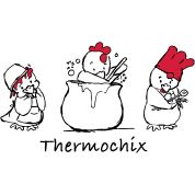 Bist du auch schon ein Thermochix? Für alle Mädels die vom Kessel begeistert sind. Auch perfekt als Geschenk für alle Mix verliebten!