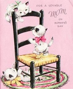 Mother's Day kiittens