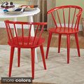 Florence Dining Chairs (Set of 2) | Overstock.com Shopping - The Best Deals on Dining Chairs