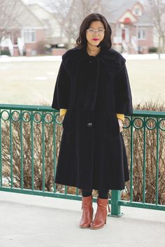 Fave Finds: Meanz Chan's Sweet Swing Coat