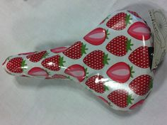 cute strawberry seat cover