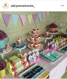 Decor by Adryanna Morais Festa Baby Alive, 8th Birthday, Party Ideas, Cake, Desserts, Food, Decor, Kids Part, Pie Cake