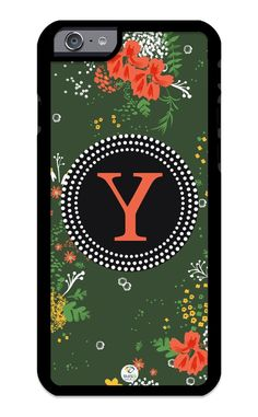 """Custom Phone Cases for iPhone 6, iPhone 6S, iZERCASE [Floral Collection, Daisy] [Perfect Fit] Make Your Own Phone Case, Apple iPhone 6s, iPhone 6, Monogram Personalized Case (Black). PERSONALIZATION: Please, click """"CUSTOMIZE NOW"""" button and type desired letter. DON'T WORRY IF YOUR INITIAL IS NOT PERFECTLY CENTERED. OUR DESIGNERS WILL CENTER IT BEFORE PREPARING YOUR ITEM. MODEL COMPATIBILITY: Fits T-Mobile, AT&T, Verizon, Sprint and International iPhone 6/6S. MATERIAL: Sides of this cases..."""