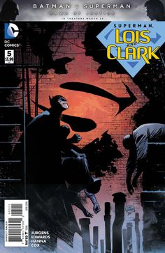 Superman: Lois and Clark #5 - Arrival Part V (Issue)