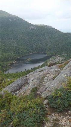 Tumbledown Mountain, Weld, Maine