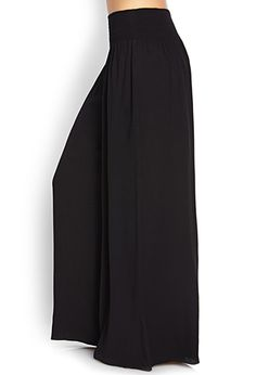 Free Flowing Wide-Leg Pants | FOREVER 21 - 2000063198