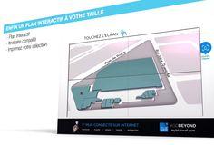 Des plans interactifs de trés grande taille