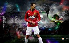 Javier Hernandez Manchester United 2012-2013 HD Best Wallpapers