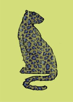 Green Leopard Graphic Soft Fall 2013