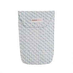 Pale Seascape Waves Rikshaw Design™ baby diaper pouch - introducing baby - Girl's Girl_Feature_Assortment - J.Crew