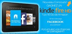 #Sweepstakes - Win a Kindle Fire HD E-Reader - CANADA http://www.linkiescontestlinkies.com/2013/09/sweepstakes-win-kindle-fire-hd-e-reader.html
