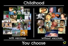 The choices you make about vaccination have consequences: choose wisely. Pinned by RtAVM https://www.facebook.com/RtAVM