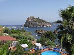 **Castello Aragonese - Ischia, Italy