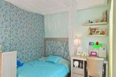 Cumbre del Sol bedroom in luxury apartment