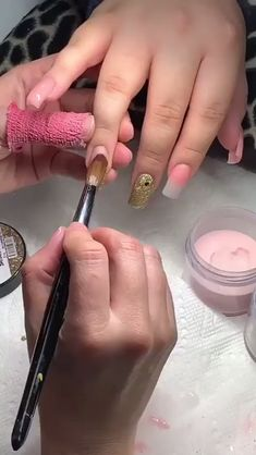 💅DIY - The best nail art accessories Crazy Nail Designs, Nail Art Designs Videos, Nail Art Videos, Simple Nail Art Designs, Colorful Nail Designs, Beautiful Nail Designs, Diy Acrylic Nails, Diy Nails, Swag Nails