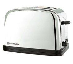Buy Black Russell Hobbs Classic Toaster from our Toasters range at John Lewis & Partners. Gas Grills On Sale, Grill Sale, Tidy Kitchen, Small Kitchen Appliances, Electric Pressure Cooker Reviews, Pop Up Toaster, Stainless Steel Toaster, Russell Hobbs, Specialty Appliances