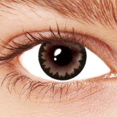 Black Wheel Circle Lenses