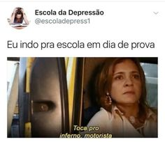 Música do momento: Highway to Hell Top Memes, Best Memes, Funny Memes, English Jokes, Memes Status, Just Smile, Life Memes, Funny Posts, Laughter