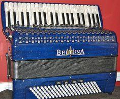 BELTUNA EURO IV LIGHT ACCORDION ACCORDIAN, HANDMADE REEDS, 120 BASS - http://musical-instruments.goshoppins.com/accordion-concertina/beltuna-euro-iv-light-accordion-accordian-handmade-reeds-120-bass/