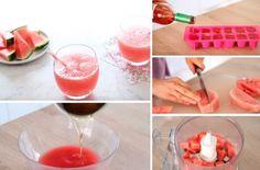 Le frosé pastèque : LE cocktail de l'été ! - La Recette