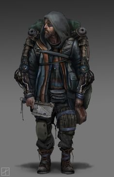 character design_2 by PavellKiD on DeviantArt