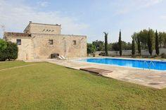 Ancient manor in Puglia