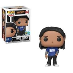 Cisco Ramon - The Flash - 2019 SDCC Exclusive Funko Pop Vinyl Figure Shipping in late July/early August Funko Pop Dolls, Funko Pop Figures, Pop Vinyl Figures, Cisco Ramon The Flash, Supergirl, Otaku, Dc Comics, Cw Tv Series, Funk Pop