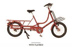 BICICAPACE | Justlong Special Edition Le Cargo, Cargo Bike, Mk1, Christiania Bike, Siege Bebe, Benne, Pvc Fabric, Commuter Bike, Kids Seating