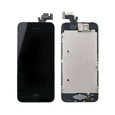 OEM LCD Display Touch Screen Digitizer Parts Assembly for iPhone 5 6 7 8 Plus. OEM Black iPhone 6 Plus Full Parts LCD Display Screen Touch Digitizer Assembly. Iphone Repair, Mobile Phone Repair, Mobile Phones, Iphone 5 Original, Iphone 5 For Sale, Wholesale Cell Phones, Button Camera, Black Screen, Apple Iphone 5