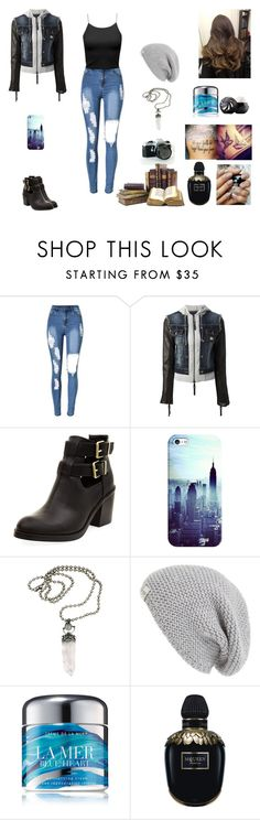 """""""The Twin Alpha's #24"""" by jazmine-bowman on Polyvore featuring Philipp Plein, Casetify, UGG Australia, Polaroid, La Mer, Eos and Alexander McQueen"""